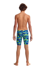 Funky Trunks Boy's Jammer- Magnum Pi