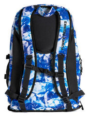 Funky Trunks Elite Squad 36L Backpack- Head First