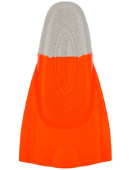 DMC Original Short Training Fins- Orange/Grey