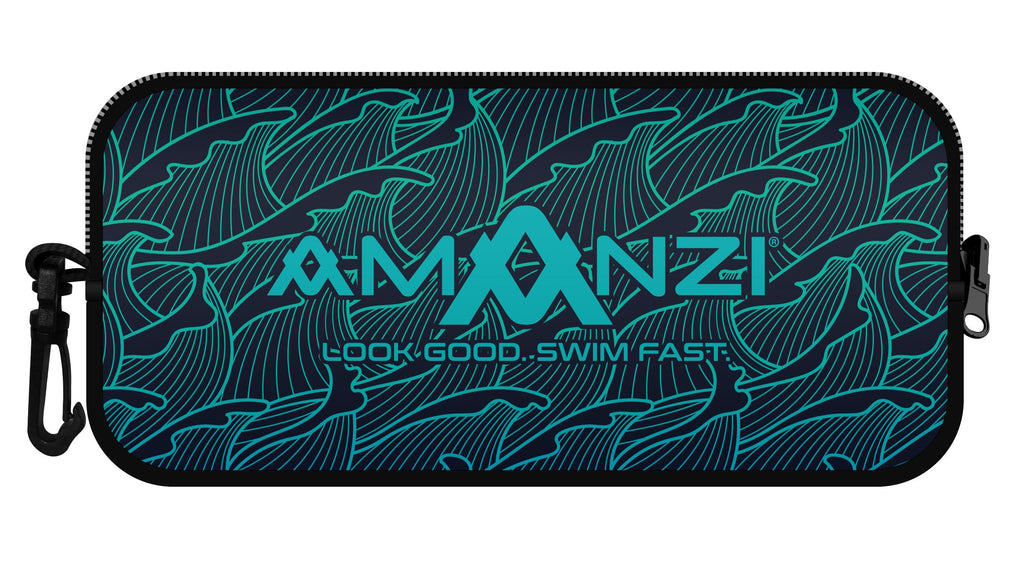 Amanzi Goggle Case- Feeling Swell