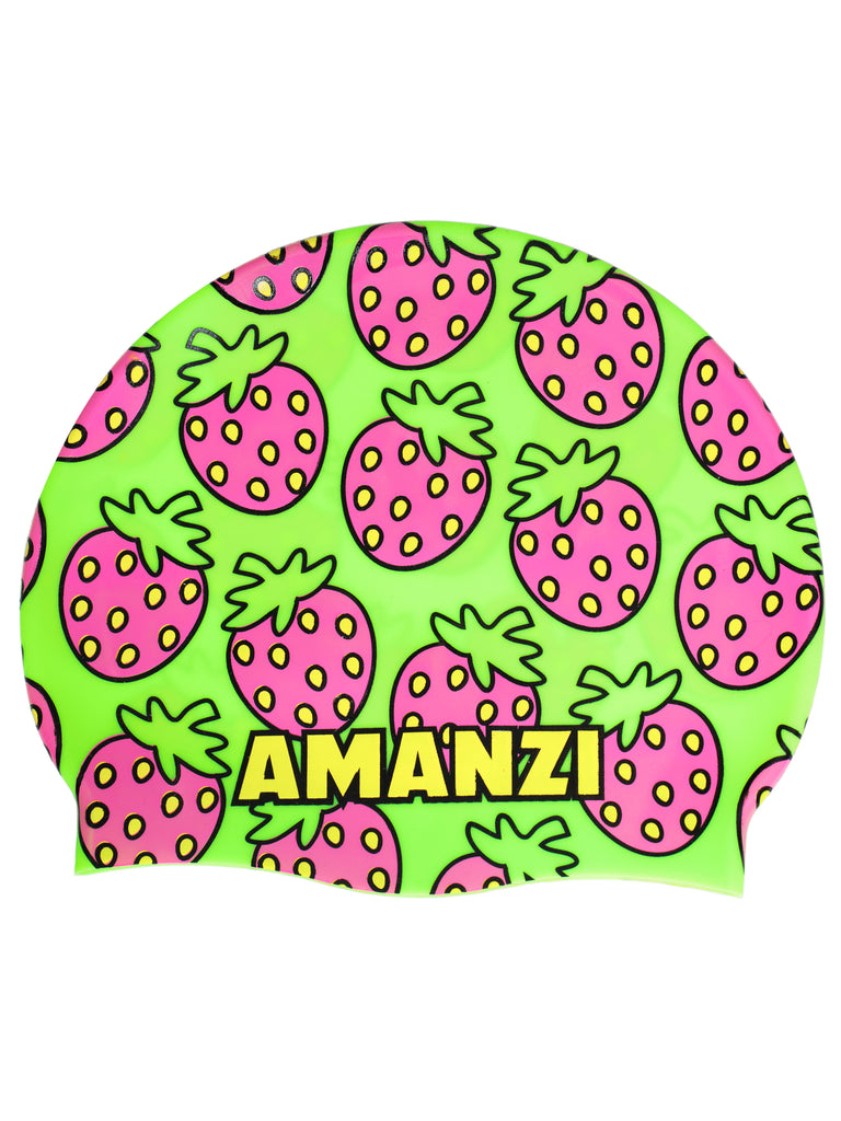 Amanzi Swim Cap- Very Berry