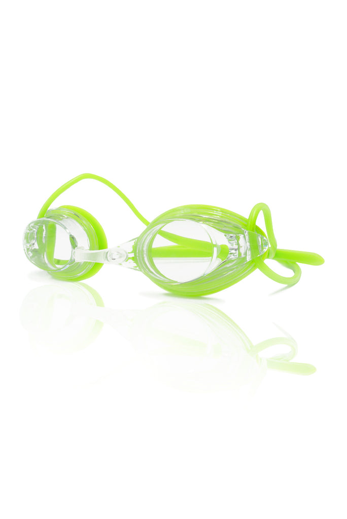 Engine Weapon Classic Clear Green Goggle
