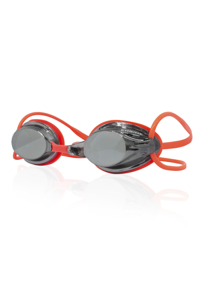 Engine Weapon Classic Coral Mirrored Goggle