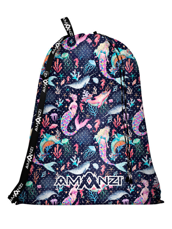 Amanzi Mesh Gear Bag- Mermaids Tale