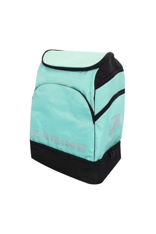 Engine Pro Teal Backpack