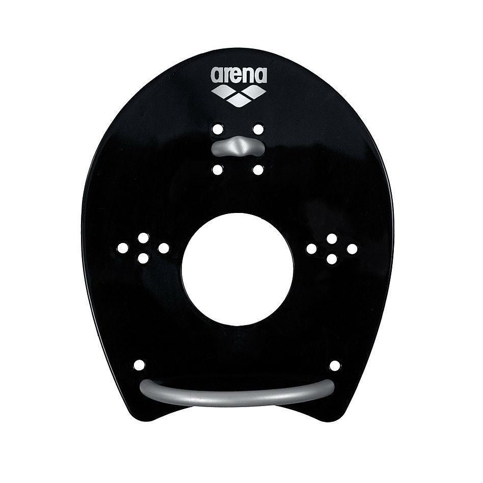 Arena Elite Hand Paddles- Black