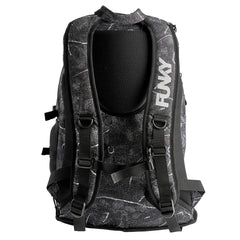 Funky Elite Squad Unisex 36L Backpack - Crack Up