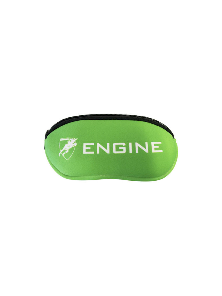 Engine Goggle Case Green