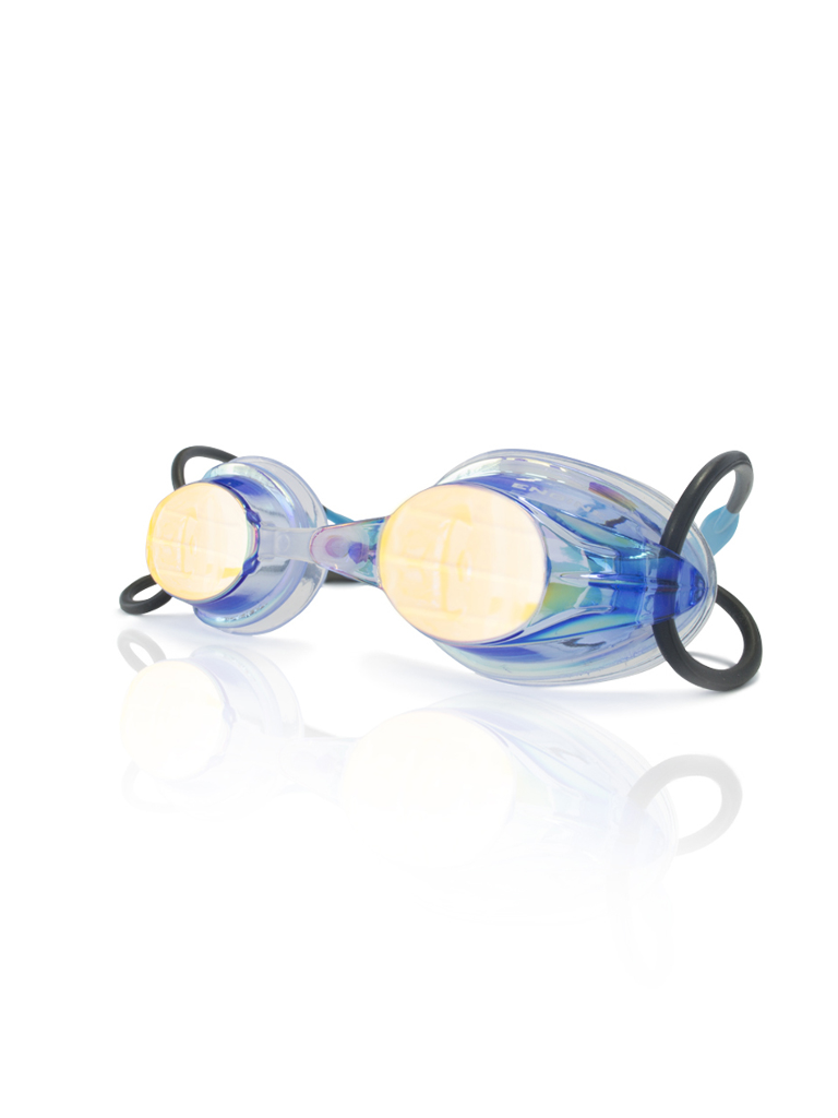 Engine Weapon Tinted Goggle- Fishtale Blue