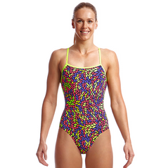 Funkita Women's Single Strap One Piece- The Fall