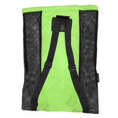 Engine Mesh Backpack- Green