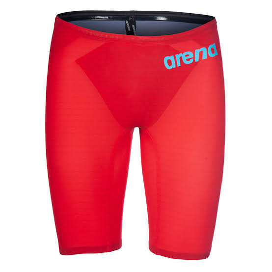 Arena Carbon Air 2 Men's Racing Jammer- Red