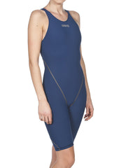 Arena Powerskin ST 2.0 Women's Racesuit Open Back- Navy