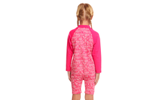 Funkita Girl's Eco Go Jumpsuit One Piece - Painted Pink