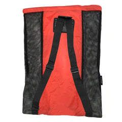 Engine Mesh Backpack- Red