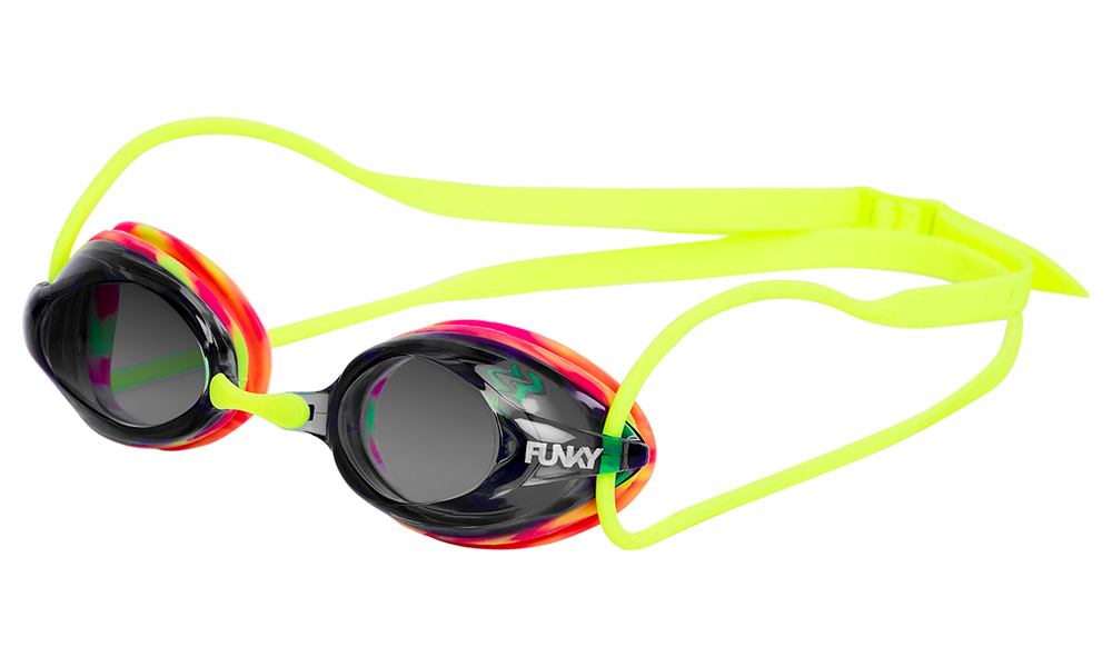 Funky Training Machine Goggle Mirrored- Summer Punch