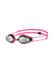Arena Tracks Pink Mirrored Goggles