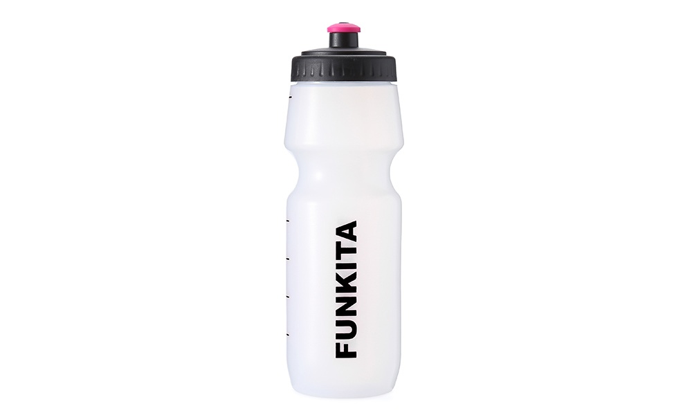 Funkita Drink Bottle- White Crystal