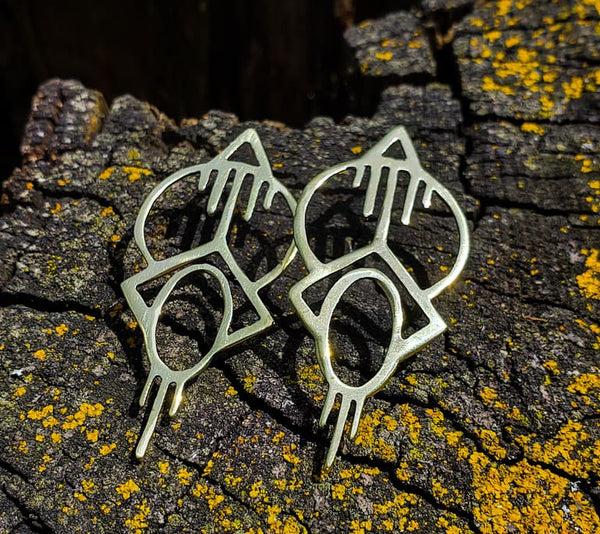 Alcyone Earrings