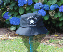 Mezcarz Bucket Hat - Black/white