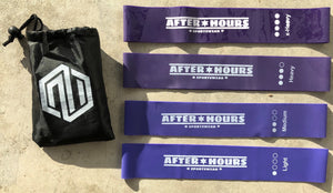 Resistance Bands - Purple