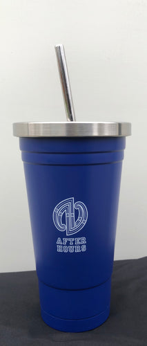 After Hours tumbler - Blue