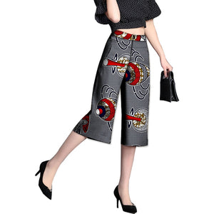 Women's African Trousers Print Fashion