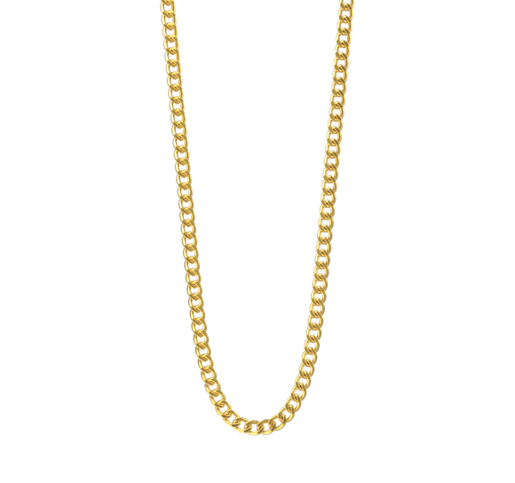 Curb Chain |  Necklace