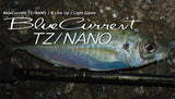 Yamaga Blanks Blue Current 62 TZ Nano Shore Casting Fishing Rod