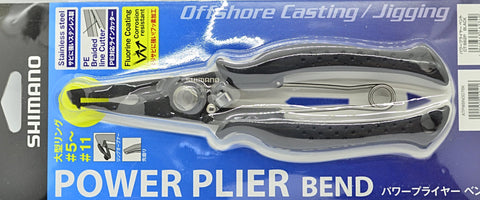 Shimano Split Ring Pliers Offshore