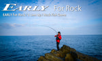 2021 Yamaga Blanks Early for Rock 86MH Rock Fish Game Fishing Rod