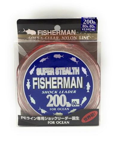 Fisherman Super Stealth 200lb