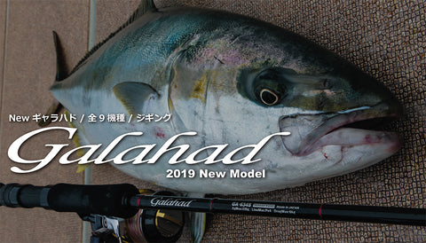 Yamaga Blanks Galahad 585S Spinning Model