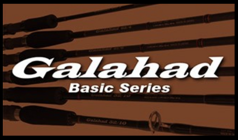 Yamaga Blanks Galahad 59/7 Spinning Model
