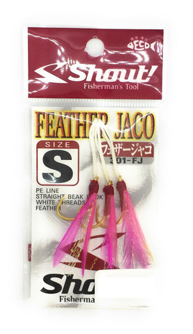 Shout! Feather Jaco S 301-FJ