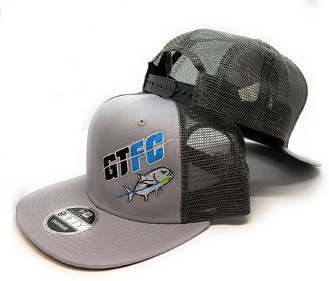 GTFC Hats - New Era Original Fit 9Fifty Snapback Adjustable Caps