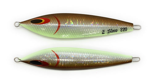 Sea Falcon Z Slow Pitch Glowing Sinking Jig