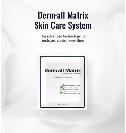 dermall matrix neck mask (4ea)