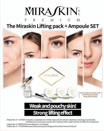 miraskin lifting mask