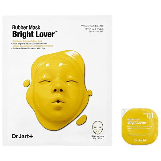 Dr. Jart+ Lover Rubber Masks Bright Lover