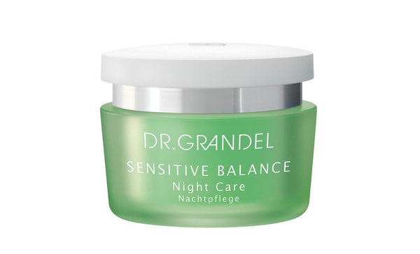 sensitive balance Night Care/sensitive massage