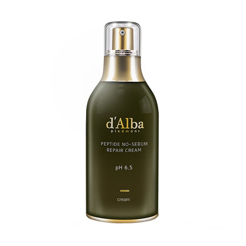 [d'Alba] Peptide No Sebum Repair Cream