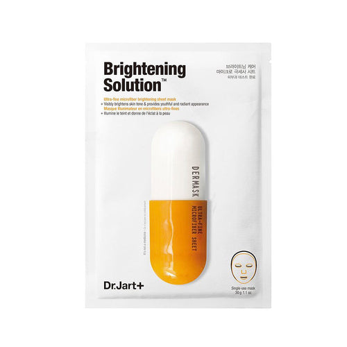 Dr.Jart+   Sheet Masks Dermask Micro Jet Brightening Solution