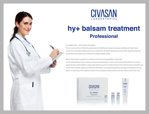 Hy+Balsam professional