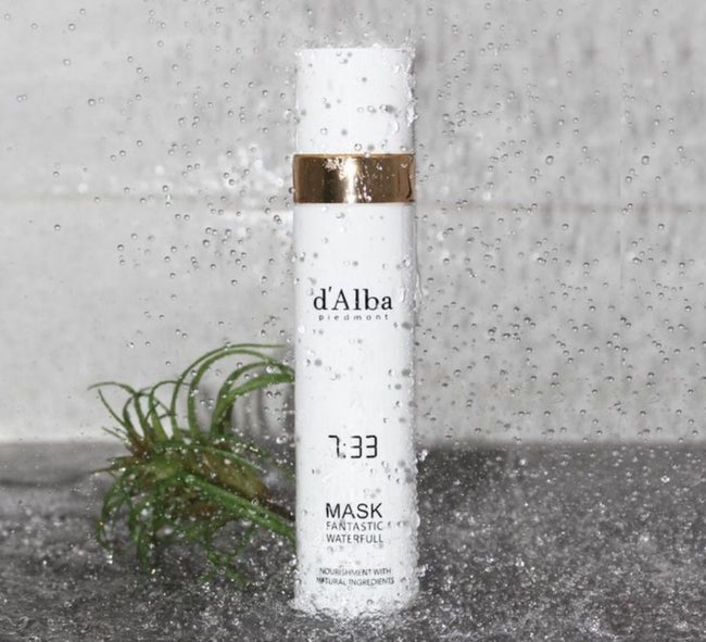[d'Alba] Fantastic Waterfull Spray Mask