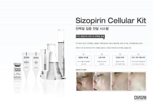 Sizopirin Cellular Professional kit