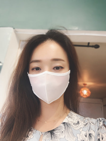breathable mask (air purifier filter) 망사마스크