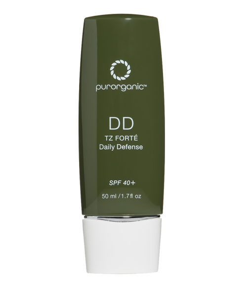TZ Forte Daily Defense Sunblock SPF40+ 50ml(1.7floz) Made in USA