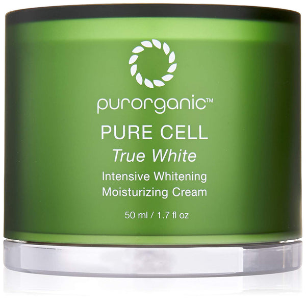 Purorganic-True White Intensive Whitening Moisturizing Cream 50ml(1.7floz) Made in USA