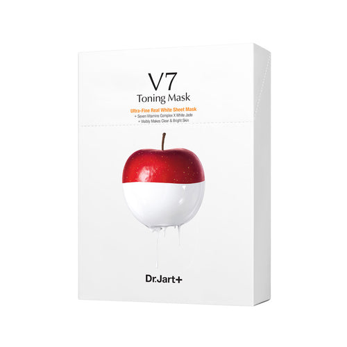 Dr Jart+ v7 Toning Mask Ultra-Fine Real White Sheet Mask